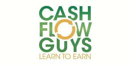 11/21 Cashflow 101 Real Estate Investor Training  tickets