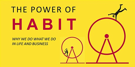 """Live Online"" The Power of Habit Training tickets"