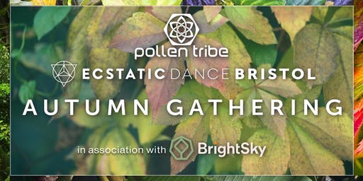 Ecstatic Dance Bristol and Pollen Tribe: Autumn Gathering