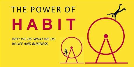 Power of Habit Training - Melbourne tickets