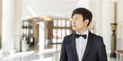 WCO presents: Van Cliburn Gold Medalist,Yekwon Sunwoo plays  Mendelssohn