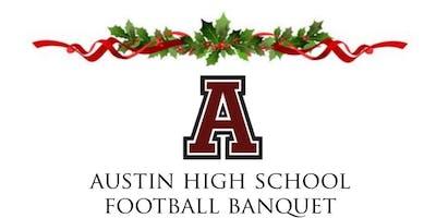 2019 Austin High Football Banquet