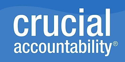 Crucial Accountability 2 day Workshop - Sydney