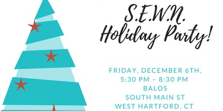 S.E.W.N. HOLIDAY PARTY tickets