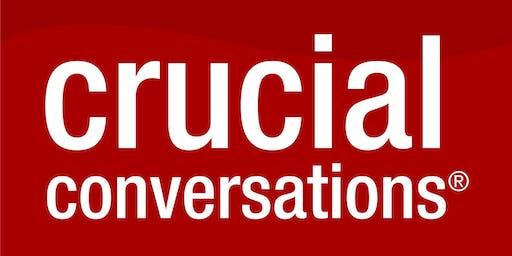 Crucial Conversations Certification - Melbourne