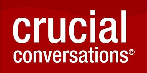 Crucial Conversations Certification - Sydney