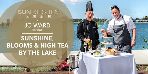 Sunshine, Blooms & High Tea by the Lake