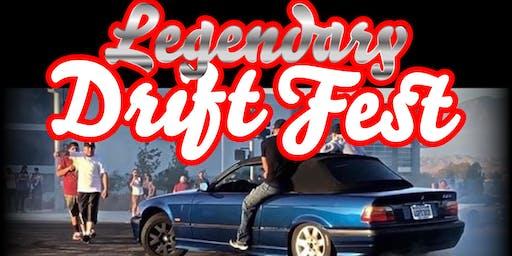 Legendary Drift Fest