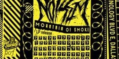 XV Years of pofTX: NOISEM + MOUNTAIN OF SMOKE + more