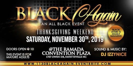 11/30 BLACK AGAIN