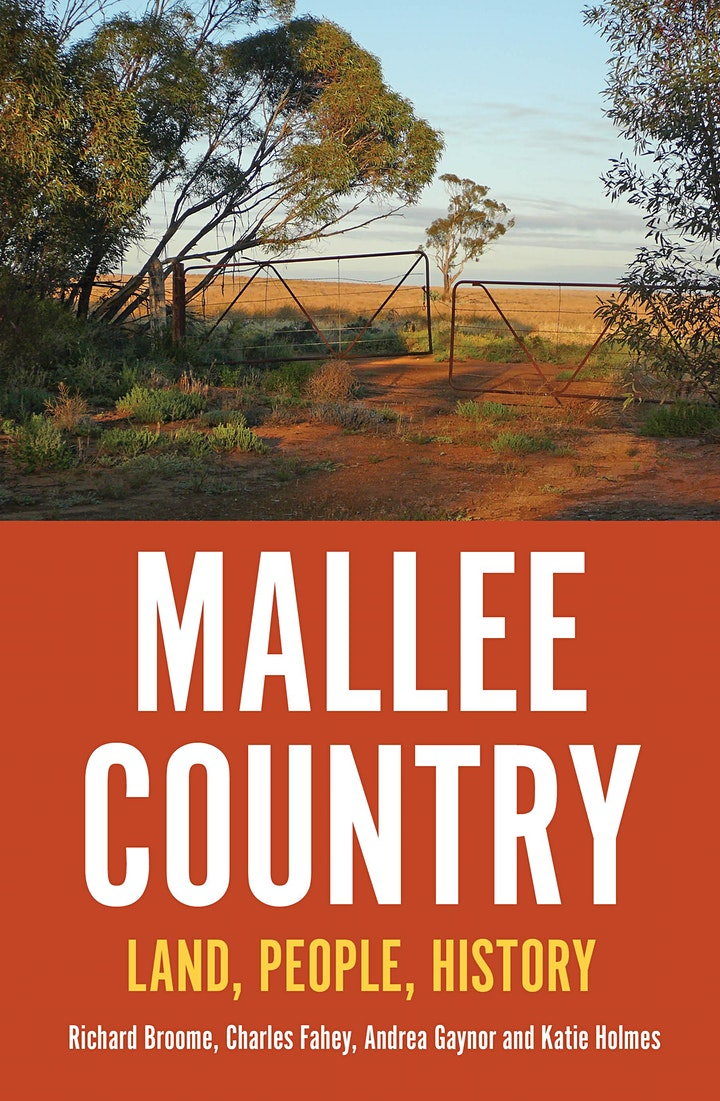 Book Launch: Mallee Country: Land, People, History image