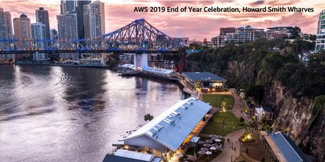AWS 2019 End of Year Celebration tickets