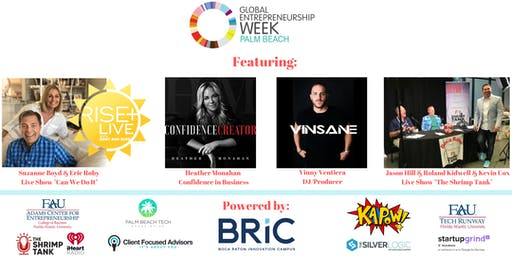 Entrepreneurs in Paradise Celebrating Global Entrepreneurship Week