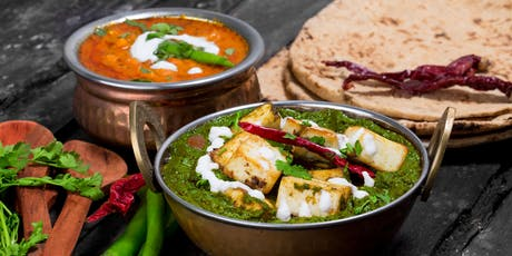 Multicultural Cooking Classes - Indian Vegetarian tickets