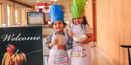 Kid's Pasta Workshop - Age 5-9  tickets