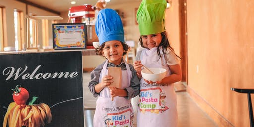 Kid's Pasta Workshop - Age 5-9