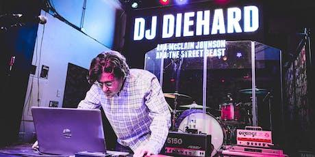 DJ Diehard tickets