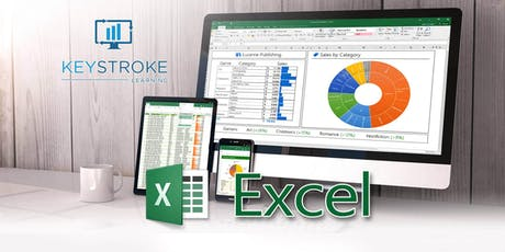 Live Online - Microsoft Excel Pivot Tables tickets