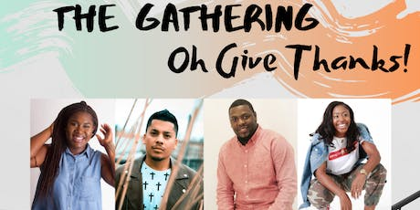 Damion Tristan Music Presents: The Gathering - Oh Give Thanks! tickets