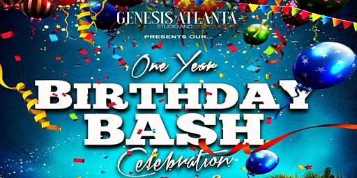 One Year Birthday Bash Celebration & Ugly Sweater Party!!!