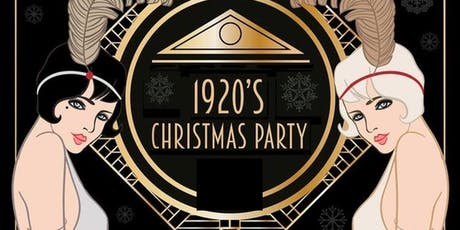 1920s Christmas Party tickets