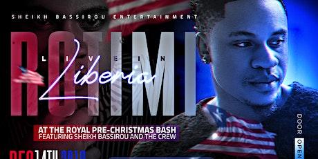 ROTIMI Live In LIBERIA tickets