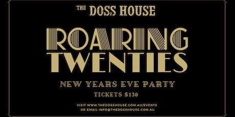 Roaring Twenties: NYE Party tickets