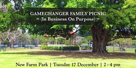Gamechanger Family Picnic - Brisbane tickets