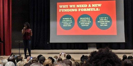 Annapolis #Blueprint4MD  Kirwan Funding Formula Hearing