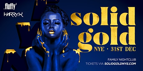 SOLID GOLD NYE tickets