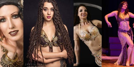 2019 Portland Bellydance Guild Winter Showcase & Workshops tickets