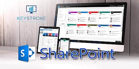 Microsoft SharePoint Workshop tickets