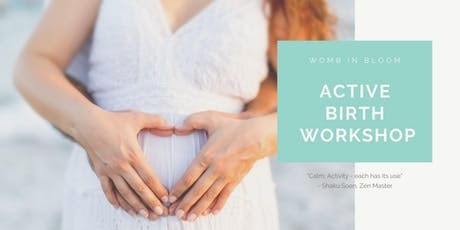 Mindful Active Birth Workshop tickets