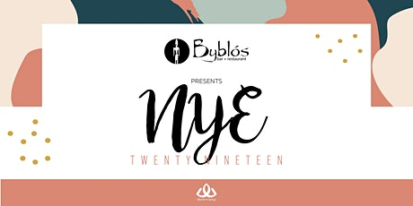 Byblos Celebrates NYE 2019 tickets