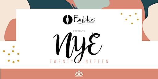 Byblos Celebrates NYE 2019