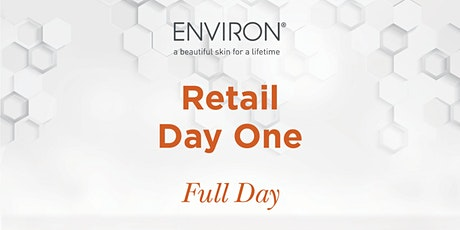 VIC Environ Education : Day 1 - Retail tickets