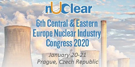 6th Central & Eastern Europe Nuclear Industry Congress 2020 billets