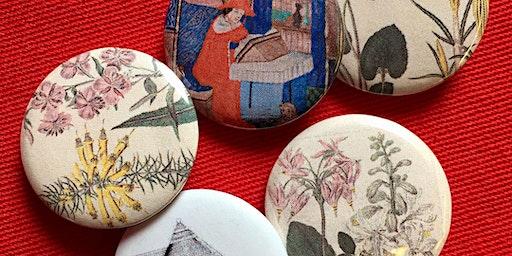 Badge Making Bliss: Wallsend Library