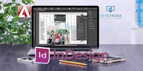 Getting Started with InDesign tickets
