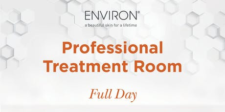 VIC Environ Education : Professional Treatment Room tickets