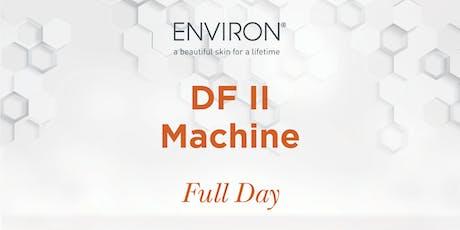 VIC Environ Education : DF Machine Training tickets