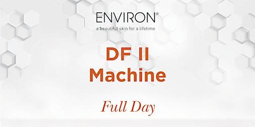 VIC Environ Education : DF Machine Training