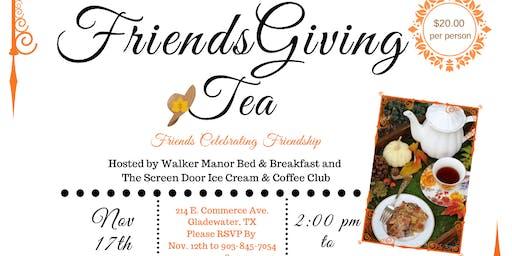 FriendsGiving Tea