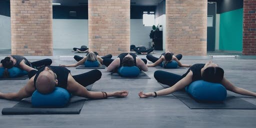 Yoga, wine and lunch event Fairfield