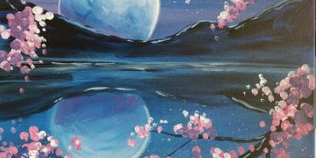 Paint Night in Bungendore...Rising Moon tickets