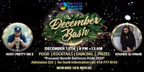 December Bash tickets