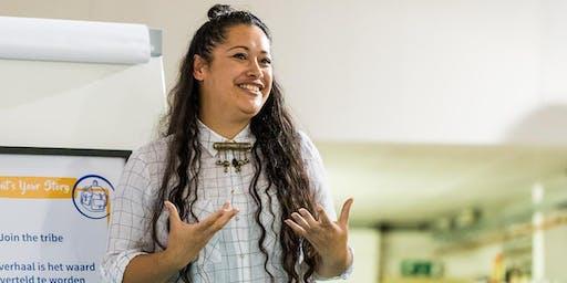 Stories of Inspiration - Spoken Word - zondag 24 november - Groningen