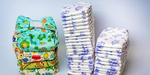 FREE Re-usable Nappy Demonstration