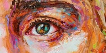 'THROUGH MY EYES' ART EXHIBITION