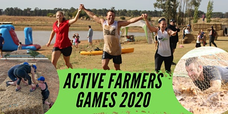 ACTIVE FARMERS GAMES 2020 tickets